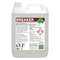 View more details about Clover Breaker 5 Litre Concentrated Poolside Cleaner - 506