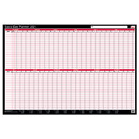 Sasco 2021 Mounted Day Planner - 2410136