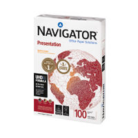 Navigator White A3 Presentation Paper 100gsm, Pack of 500 - NAVA3100