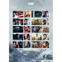 The Star Wars Collectors Sheet