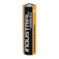 Duracell Industrial Alkaline AAA Batteries