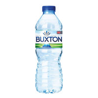 Buxton Still Bottled Mineral Water 500ml, Pack of 24 - NL10016