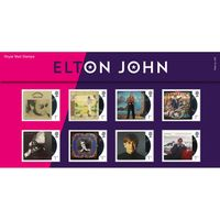 The Elton John Presentation Pack
