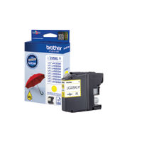 Brother LC225XLY Yellow Ink Cartridge - High Capacity LC225XLY