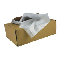 Fellowes Shredder Bags 225 Litre Capacity, Box of 50 - 36055