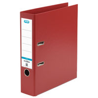 Elba PVC Red A4 Lever Arch File 70mm - 1450-09