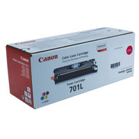 Canon 701L Magenta Toner Cartridge - 9289A003