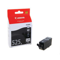 Canon Pixma PGI-525BK Black Ink Cartridge - 4529B001