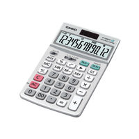 Casio JF-120ECO Desktop Calculator, 12 Digit Display - CS18569
