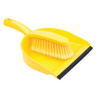 Yellow Dustpan and Brush Set – 102940YW