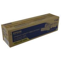 Epson C1600 Yellow Toner Cartridge - C13S050558