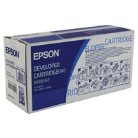 View more details about Epson EPL-6200L Black Toner/Developer Cartridge C13S050167