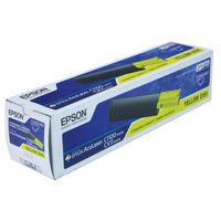 Epson C1100 Yellow Toner Cartridge - C13S050191