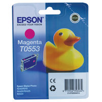 Epson T0553 Magenta Ink Cartridge- C13T05534010