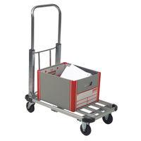 GPC Folding and Expanding Aluminium Trolley, Capacity 150kg - G1001Y