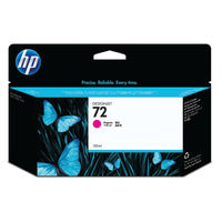 View more details about HP 72 Magenta Ink Cartridge (High Yield, 130ml Capacity) C9372A