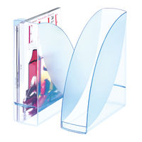 View more details about CEP Ice Blue Magazine Rack - CEP40640