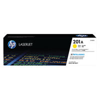 View more details about HP 201A Yellow Toner Cartridge - CF402A