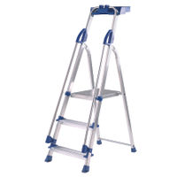 Abru Blueseal 3 Rung Stepladder - 70503