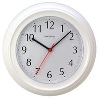 Acctim Wycombe White Wall Clock - 21412