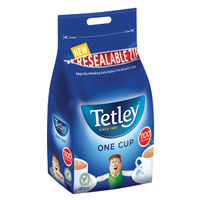 Tetley One Cup Tea Bags - Pack of 1100 - A01161