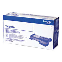 Brother TN-2010 Black Toner Cartridge - TN2010