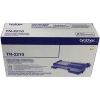 Brother TN-2210 Black Toner Cartridge - TN2210