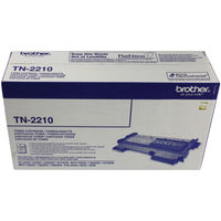 Brother TN-2210 Black Toner Cartridge - TN2210