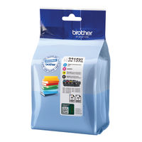 Brother LC3219 Colour and Black Value Pack - LC3219XLVAL