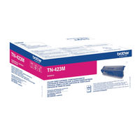 View more details about Brother TN-423 Magenta High Yield Toner Cartridge - TN423M