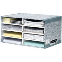 View more details about Fellowes Bankers Box System Desktop Sorter - Pack of 5 - 08750