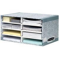Fellowes Bankers Box System Desktop Sorter - Pack of 5 - 08750