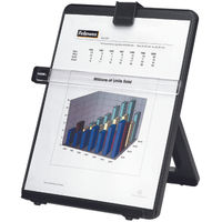 Fellowes Black Workstation Copyholder - BB21106