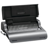 View more details about Fellowes Quasar-E500 Electric Comb Binder - 5620901