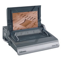 View more details about Fellowes Galaxy-E500 Electric Comb Binder - BB52226