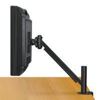 Fellowes Smart Suites Flat Panel Monitor Arm Black - BB52805