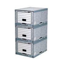 Fellowes Bankers Box Archive System Foolscap Storage Drawer - Pack of 5 - 01820