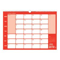 Collins Colplan A3 Memo 2019 Calendar Ref: CMC