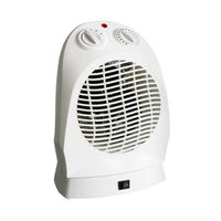 View more details about CED 2000W Upright Fan Heater with Oscillation FH20AN