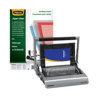 View more details about Fellowes Galaxy Manual Comb Binding Machine 5622001