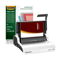 View more details about Fellowes Pulsar A4 Comb Binding Machine 5627601