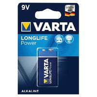 VARTA High Energy Alkaline 9V Battery - 4922121411