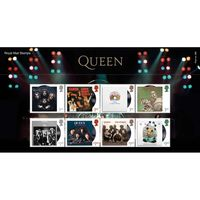 Queen Presentation Pack