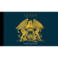 Queen Prestige Stamp Book
