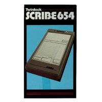 Rexel Scribe Register P654 - 71000