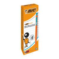 Bic Bicmatic 0.9mm Mechanical Pencils (Pack of 12) - 892271