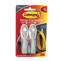 Command Cord Bundlers Adhesive, Pack of 2 - 3M83049