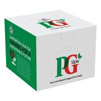 PG Tips Tagged Pyramid Tea Bags in Envelopes - Pack of 200 - VF59196