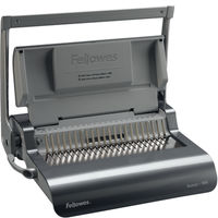 View more details about Fellowes Quasar+ Manual Comb Binder - 5627701