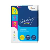 Color Copy A4 White Paper, 100gsm, Pack of 500